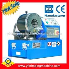 excavator hose crimping machine/air pipe crimper/oil hose clamp machine