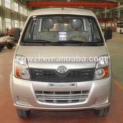 Electric Logistics Van