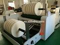 schneider piezas jumbo rollo de papel de corte longitudinal de la máquina