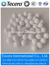 High Purity Alumina Ceramic Catalyst Bed Support Media
