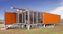 Prefab steel structure house ;prefabricated container house ;prefab home modern container