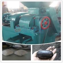 High efficiency four rollers double Mine power briquette press ball machine