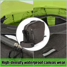 for SLR canvas New Fashion DSLR SLR Digital padded camera bag insert bag