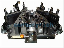 NEW style assembly jig,assembly fixture parts,jig and fixture tooling