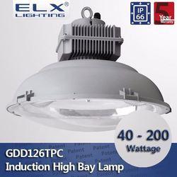 ELX Lighting induction high bay highway lamp post sealant