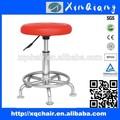 Moderno pvc taburete de la barra de alta sillas( xq- 713)