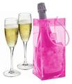 Pink 7 dias curto tempo de entrega de gelo de plástico saco de champagne( sd- pb- 092)