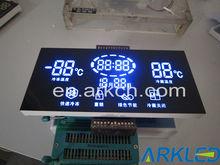 customised washing mashine led display module
