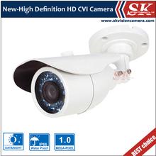 SK-CVI110-1.0MP 3.6mm Megapixel Lens IR Cut IP66 Waterproof 24*F5 LEDs Camera Security Display