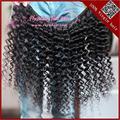kimyasal ücretsiz tam manikür kıvırcık örgü için sentetik saç