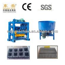sand and cement block making machine/ small concrete block machine sale in Jamaica