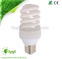 Hot seller 8000 hours 7W full spiral energy saving light bulb