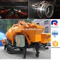미니 콘크리트 믹서 펌프 트레일러 중국에서 만든