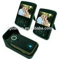 家庭の安全2.4ghzのデジタルドア電話ワイヤレスビデオ送信機