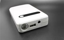 Mini 12V 8000mah power bank jump starter car emergency car tool kit