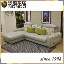Hotel furniture morden leather sofa AV073