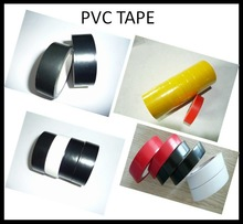 cutting roll PVC Electrical Insulation tape / Flame Retardant