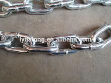 custom Lifting tools and equipment iron chain repair links stud bulk chains