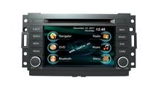 2 Din In-dash Car stereo radio/dvd/gps/mp3/3g multimedia system for Buick Firstland V8036BF