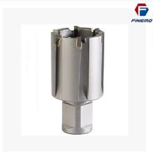 Ebay best seller T.C.T annular cutter Weldon shank broach cutters carbide tip hole cutter set