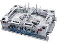 China fabricante personalizado de automóviles y Motor / Auto piezas de inyección de moldeo
