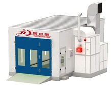 JZJ-9400 spray booth from China top 3 spray booth supplier