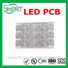 Smart Bes~aluminium pcb circuit for cfl/15w cfl circuit,Quickly delivered aluminium printed circuits board,solar pcb circuit