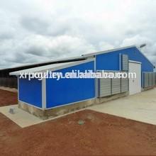 Cheap Advanced Automatic Equipment Prefab Automatic Building Poultry House