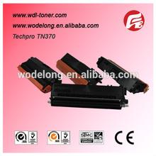 Color printer toner cartridge, laser toner Tn370 for Brother printer