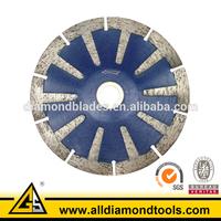 T Segment Curve Cut Diamond Cutting Disc for Granite