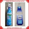 a áfrica frio saquinho de água em forma de garrafa sacos de preenchimento seal máquina de embalagem