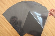 self-adhesive PVC sheets for photo album from factory