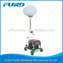 FURD Diesel Generator Mobile Light Tower 2KW Lighting( FZM-Q1000)