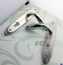 New Design hotel stainless steel door plate handle