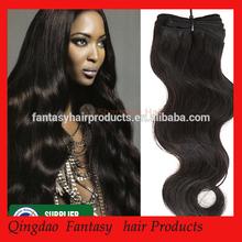 fantasy 100% Unprocessed wholesale cheap virgin brazilian body wave hair extension