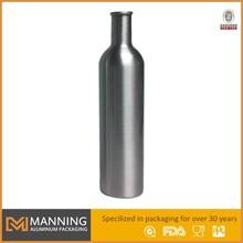 Design aluminum antique liquor bottles