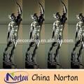 Ao ar livre bronze famosa escultura romana ntbh- s0352