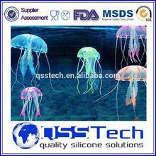 Fashion eco-friendly names of amusement park ride, jellyfish aquarium, artificial jellyfish aquarium