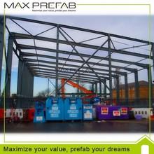 Prefabricated Steel Building Steel Structure Workshop Kits