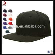 promotional no logo snapback hats