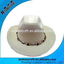 cheap wholesale straw hat cowboy straw hat