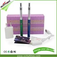 2015 NEW GENERATION! ego ce5 starter kit fashionable ST 10 S Slim electronic cigarette vaporizer pen st10-s women e cig