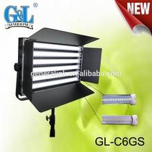 GL-C6GS professional led video studio light kit