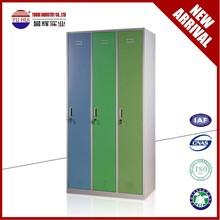 shower room locker /spa room closet /gym metal wardrobe