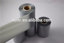 Thermal transfer ribbon with resin material for datamax printer