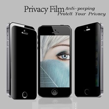 Alibaba gold suplier wholesale privacy screen protector ,9h hardness tempered glass screen protector for mobile phone