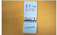 Medical test equipment Drug of Abuse Multi DOA Testing Panel