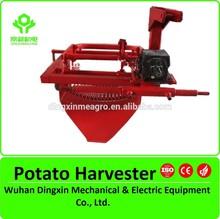 Small potato harvester/combine harvester sweet potato digger