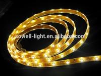 Drop Glue12v 5050SMD IP65 7.2W 5M CE Standard red/green/blue color changing flex LED Strips