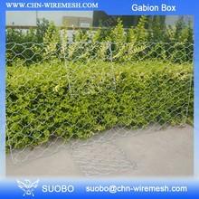 SUOBO Grill Gabione Bronjong Kawat Gabion Best Price Gabion Basket